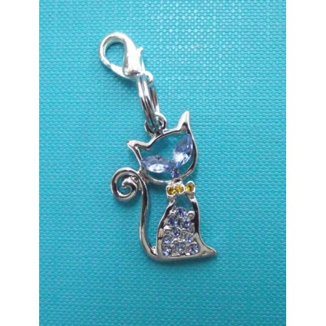 CIEL CAT CHICK BELL CHARM